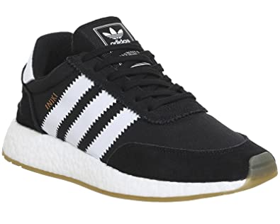 2625a971e2f adidas Iniki Runner in Core Black White