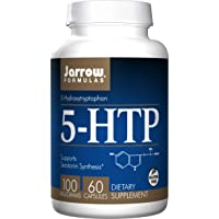 Jarrow Formulas 5-HTP, Brain and Memory Support, 100 mg, 60 Caps