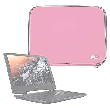 DURAGADGET Funda De Neopreno Rosa para Portátil Samsung Notebook 9 Pro 2017 / Acer Aspire VX