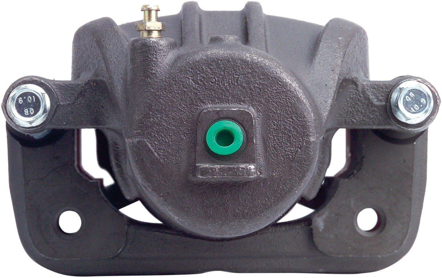 Brake Caliper A1 Cardone Unloaded Cardone 18-B4382 Remanufactured Domestic Friction Ready