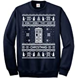 Inspired DOCTOR Ugly Sweater LONG SLEEVE Shirt Funny Christmas Printed Adult Sweatshirts, Jumpers, sweaters