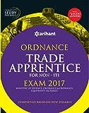 Ordnance Trade Apprentice  for Non-ITI Exam 2017