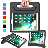 AVAWO Kids Case for iPad 9.7 2017/2018 & iPad Air 2 - Light Weight Shock Proof Convertible Handle Stand Friendly Kids…