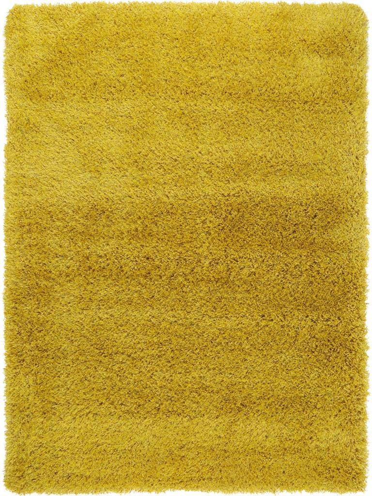 Benuta Shaggy Hochflor Teppich Sophie Gelb 120x170 cm     Langflor Teppich für Schlafzimmer und Wohnzimmer f623fe
