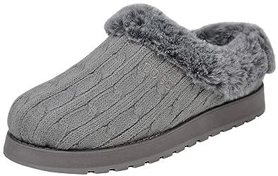 Skechers33966 - Skechers 33966 Mujer, Gris (Gris), 11 W US: Amazon.es: Zapatos y complementos