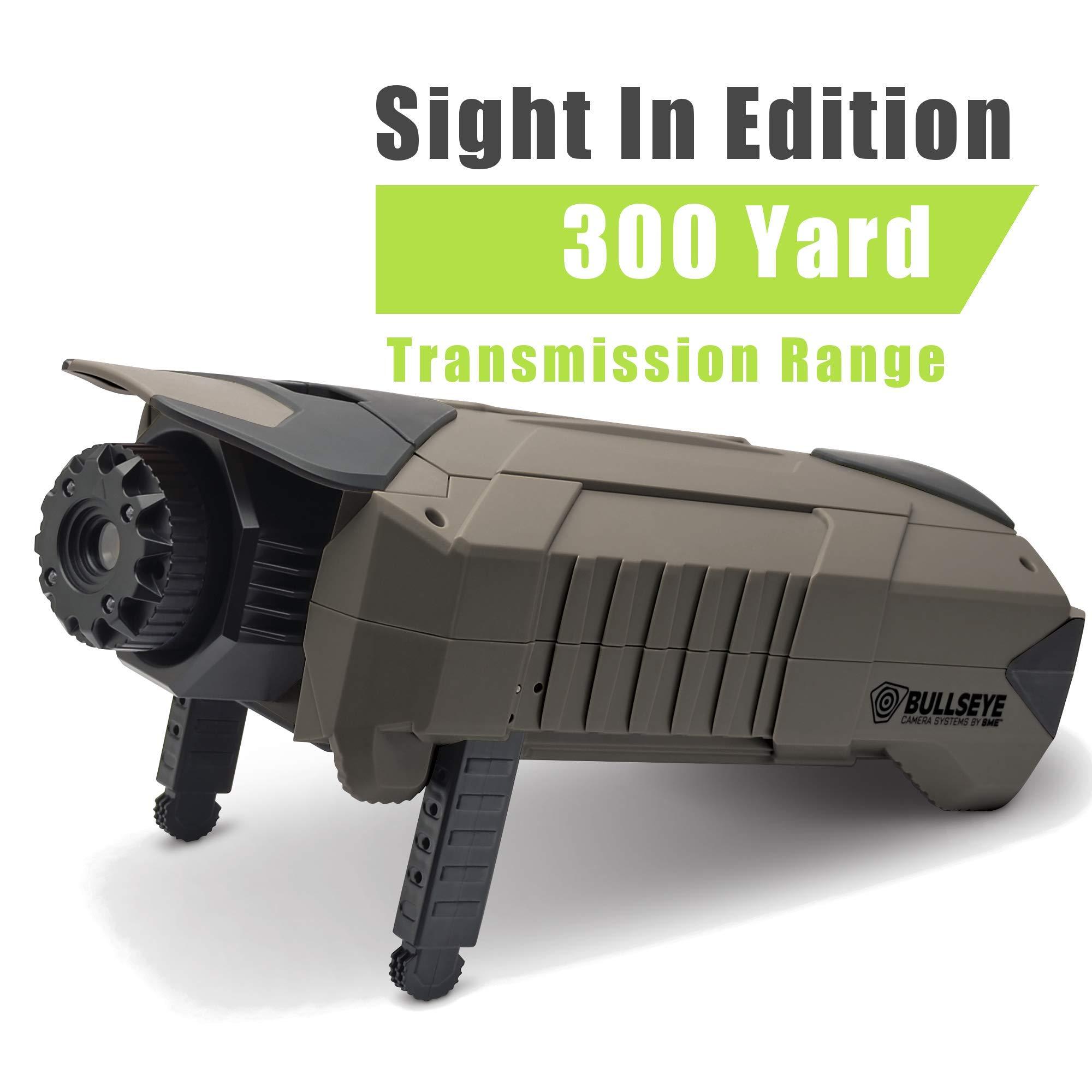 SME Bullseye Sight in Range Camera - 300 Yard Range by SME