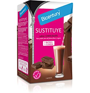 Bicentury - Sustituye-Batido Sustitutivo De Una Comida Sabor Chocolate