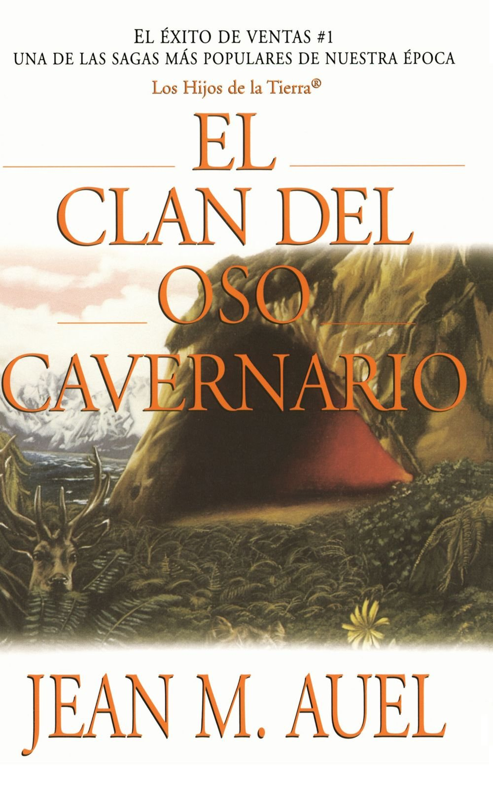 El Clan del Oso Cavernario = Clan of the Cave Bear Hijos De la Tierra /  Earth's Children: Amazon.es: Jean M. Auel, Leonor Tejada Conde-Playo: Libros