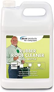 Dicor Corporation Rubber Roof Cleaner