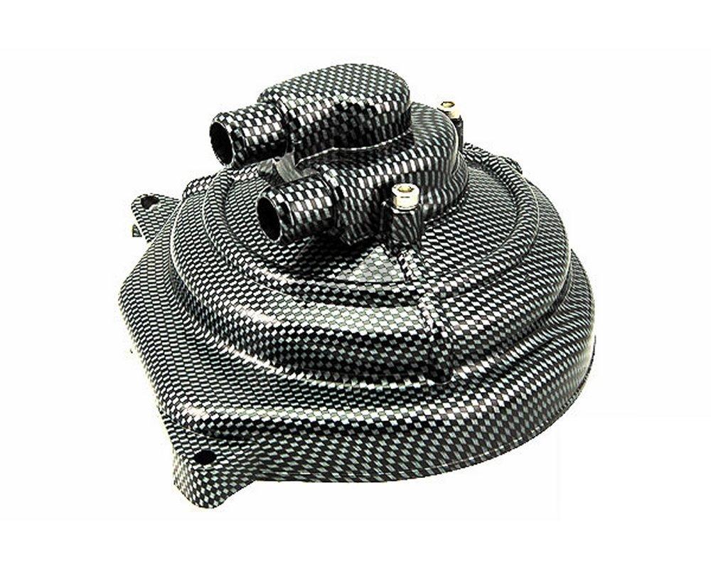Wasserpumpe komplett Carbon inkl Lager und Rad f/ür BETA Ark 50 LC TYP:BS4