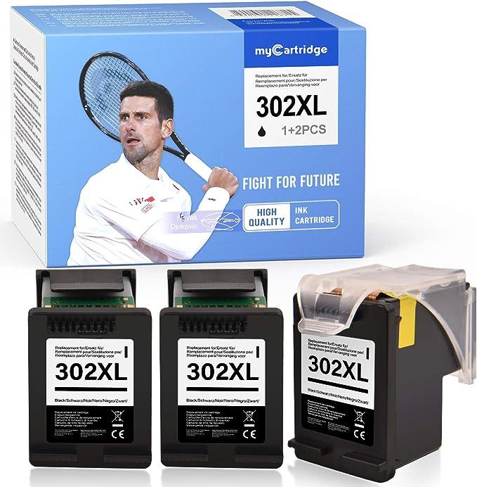 Mycartridge Eco Cartridges 3 Black Compatible With Hp Elektronik