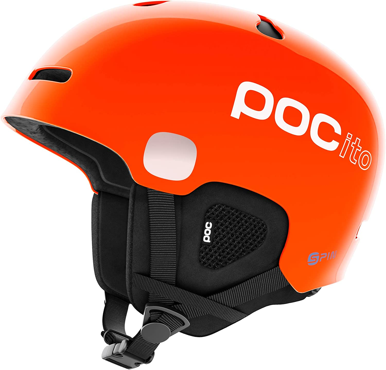 POC, Kid's POCito Auric Cut Spin Helmet for Skiing and Snowboarding