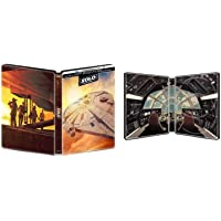Solo: A Star Wars Story - Steel Book (3D)