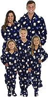 SleepytimePjs Family Matching Penguin Onesie PJs Footed Pajamas