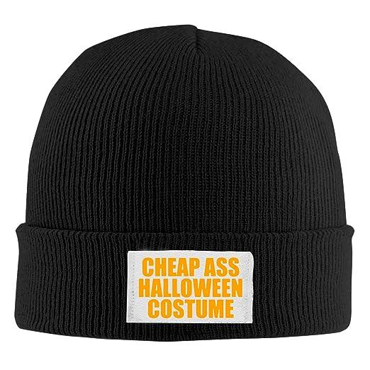 e44723686ed Winter Hat Knit Beanie Skull Cap Cheap Ass Halloween Costume Classic   Wool  Hats For Men