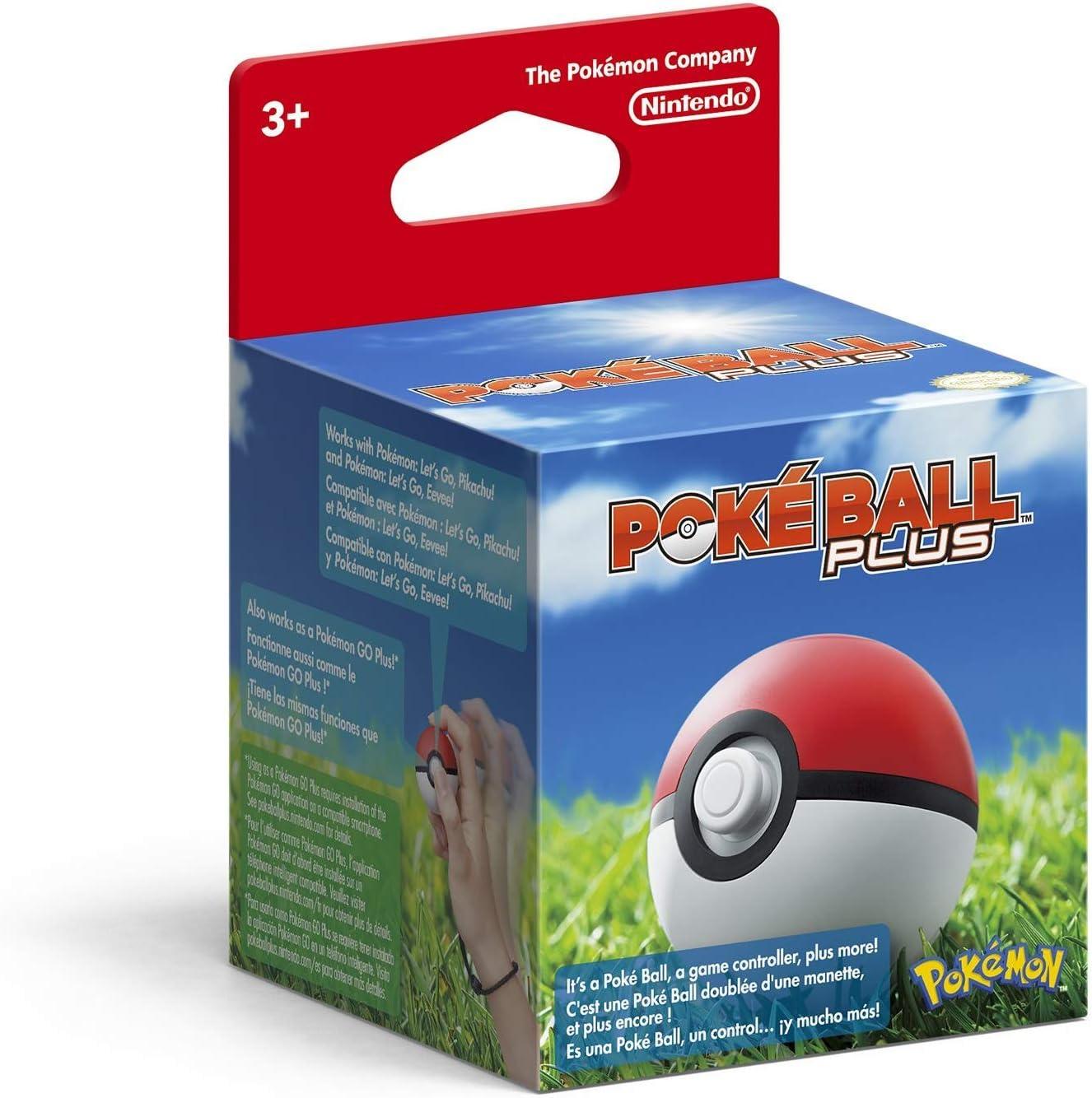 Nintendo Pokemon Poke Ball Plus