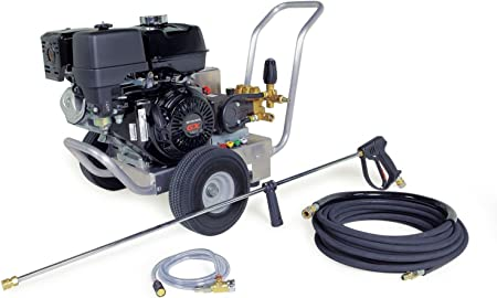 Amazon.com: hotsy agua fría arandela de presión Motor de ...