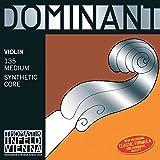 Dominant (Thomastik Infeld), 4 violin-strings, 1/2 (Dom-6123)