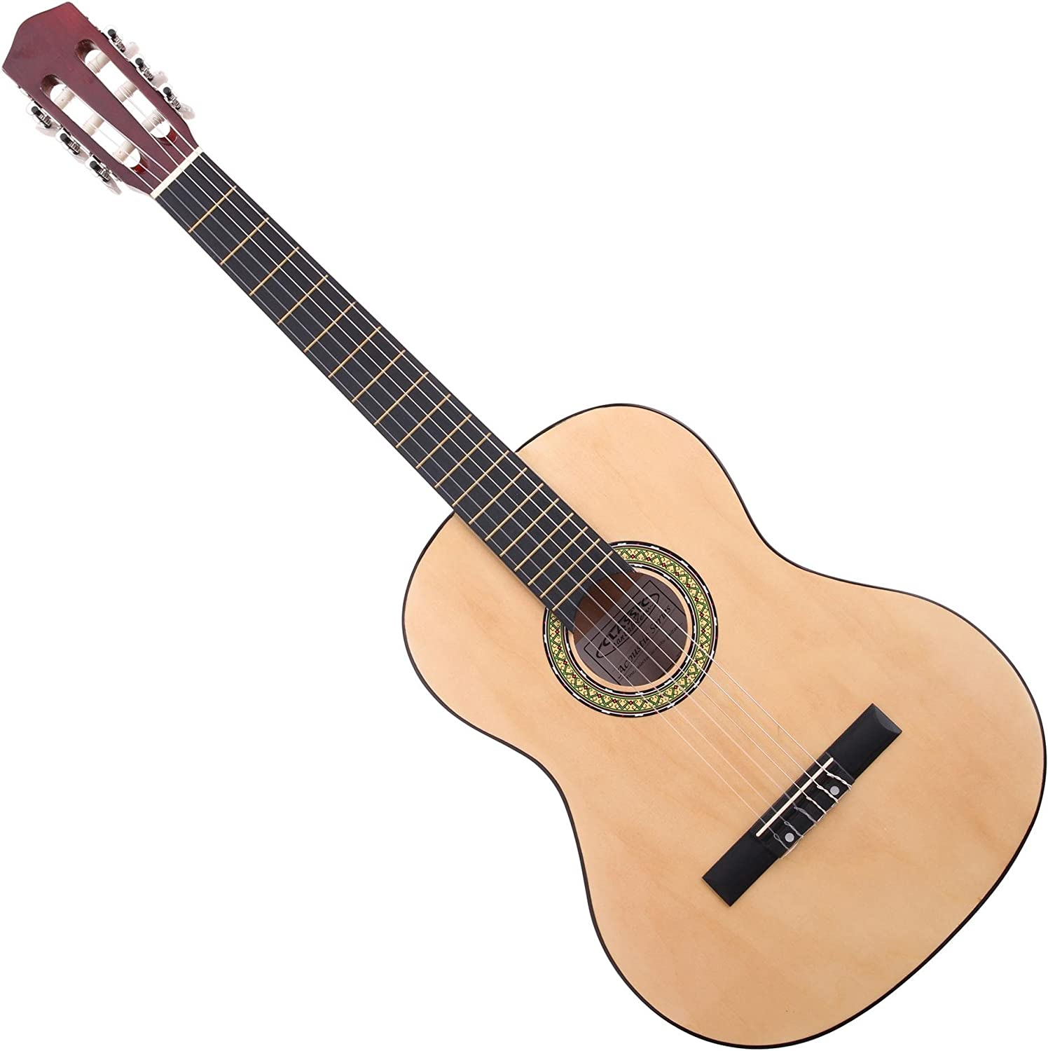 Classic Cantabile Acoustic Series AS-851-L guitarra clasica 4/4 para zurdos