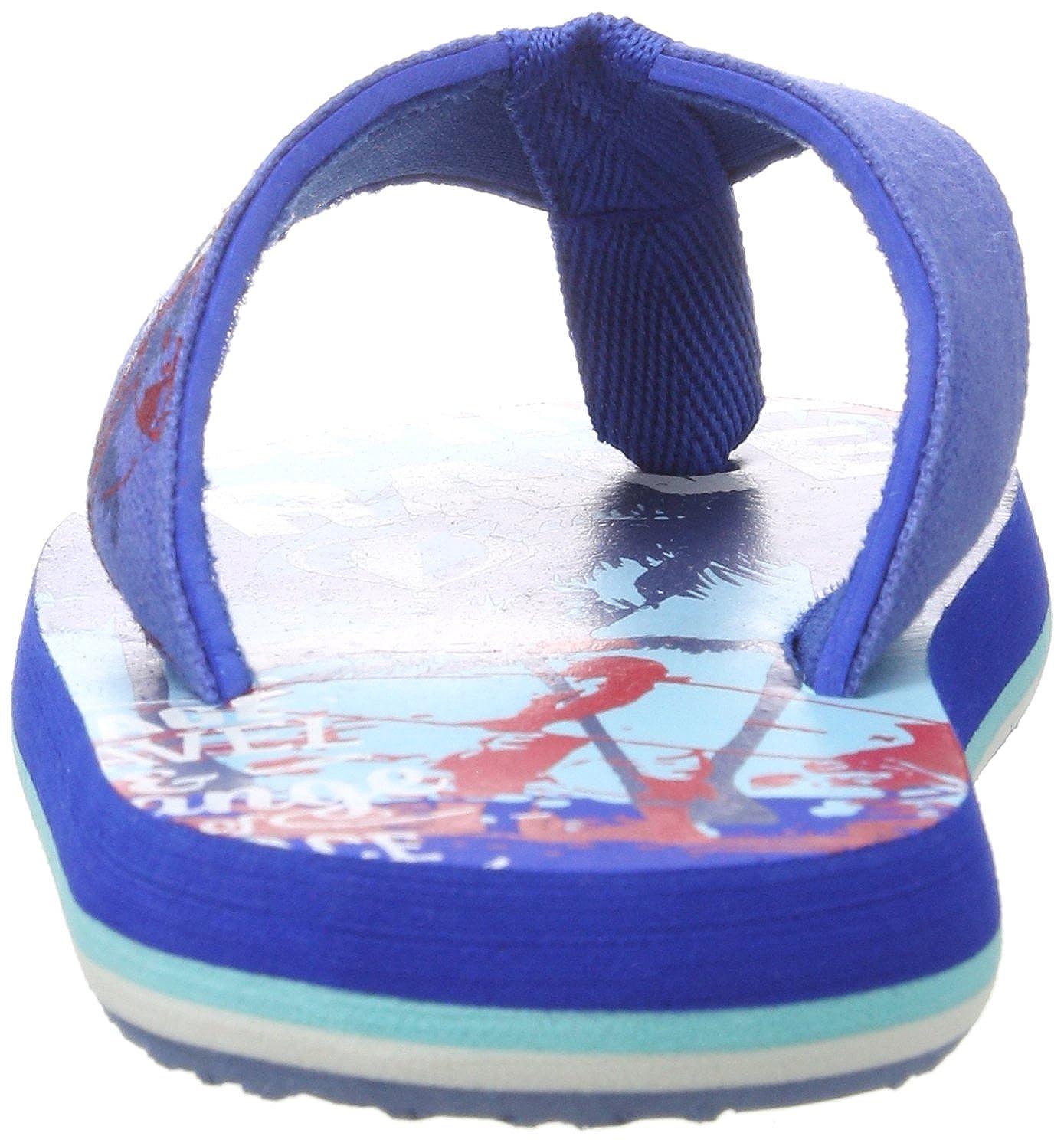 Beck Damen Slides Aqua Schuhe