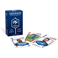 Grimaud - Fff Coupe du Monde -Jeu de 54 Cartes Joueurs, 130007295