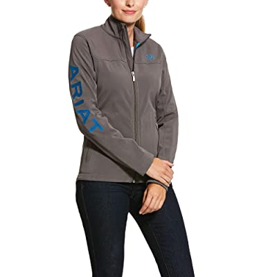 Ariat Women's New Team Softshell Jacket: Clothing