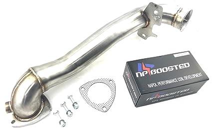 Amazoncom Exhaust Downpipe Mini Cooper S 16l R55 Clubman R56 R57