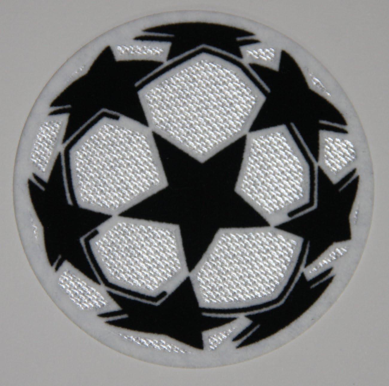 UEFA Champions League fútbol Parche para Planchar: Amazon.es ...