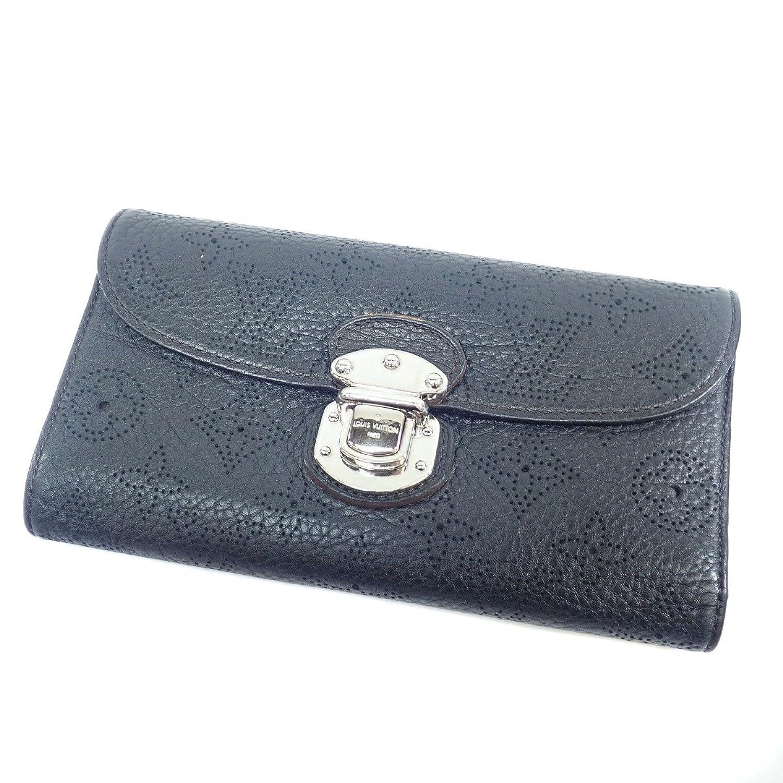 [ルイヴィトン] マヒナ アメリア 長財布(小銭入れあり) マヒナ レディース B07BJ1JRWZ