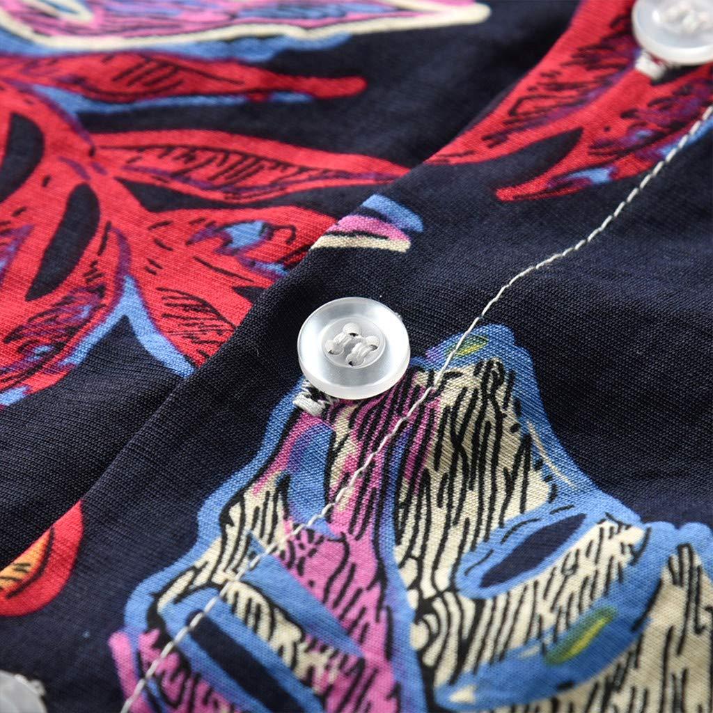 Pantalones Cortos Fiesta en la Playa Traje Informal Ropa de beb/é Rebajas Camiseta de Manga Corta para ni/ños peque/ños Baby Boy Tops