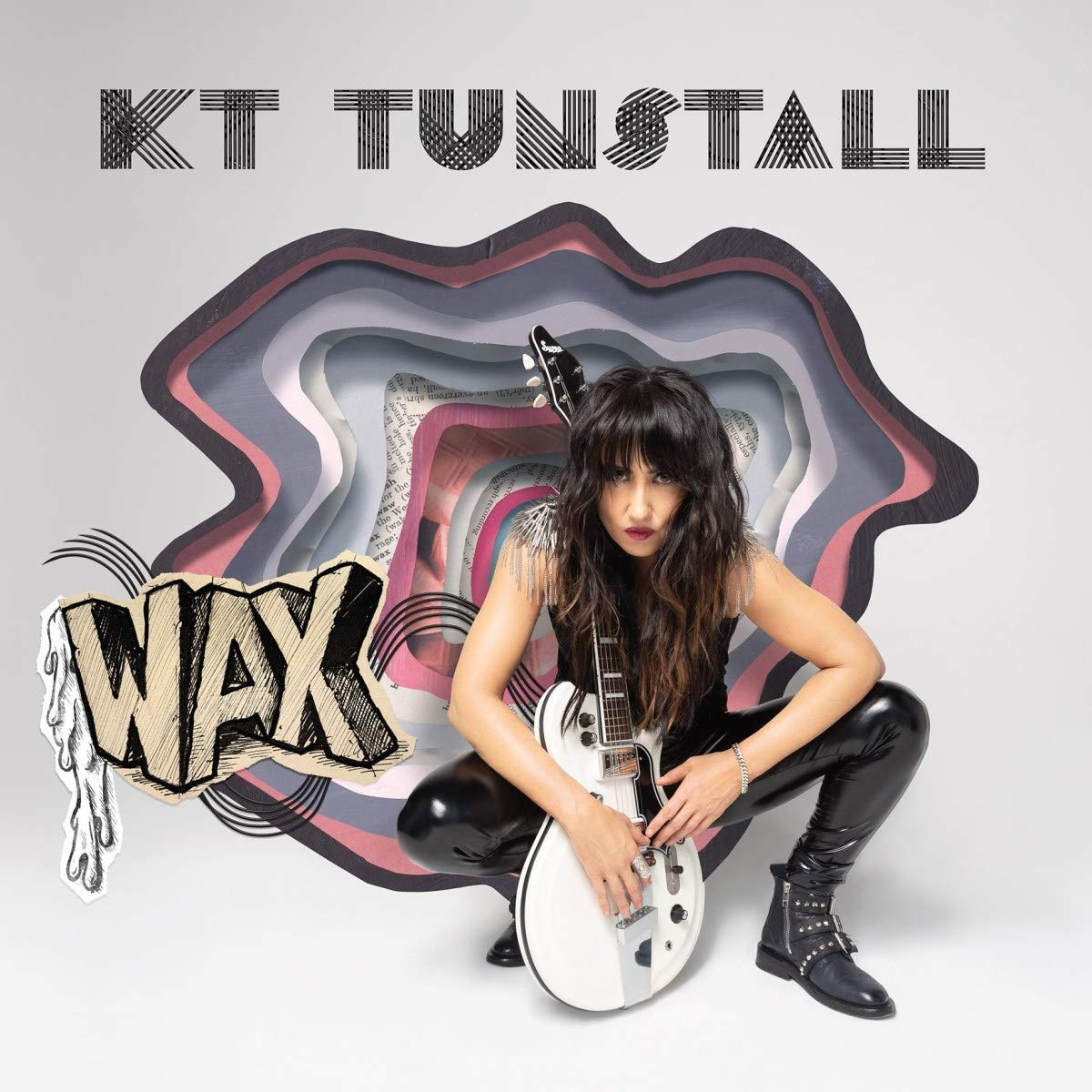 CD : KT Tunstall - Wax (CD)