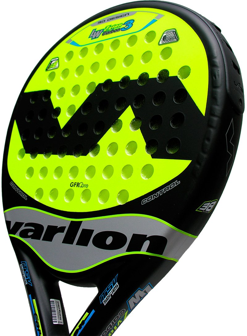 Varlion Lethal Weapon Carbon Zylon 3 Fluor: Amazon.es: Deportes y aire libre