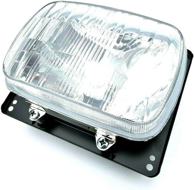 R2 Scheinwerfer Hauptscheinwerfer Mit Fernlicht Abblendlicht Und Positionslicht Für Traktor New Holland Auto