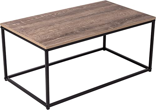 Avalon Home Tribeca Coffee Table, Brown