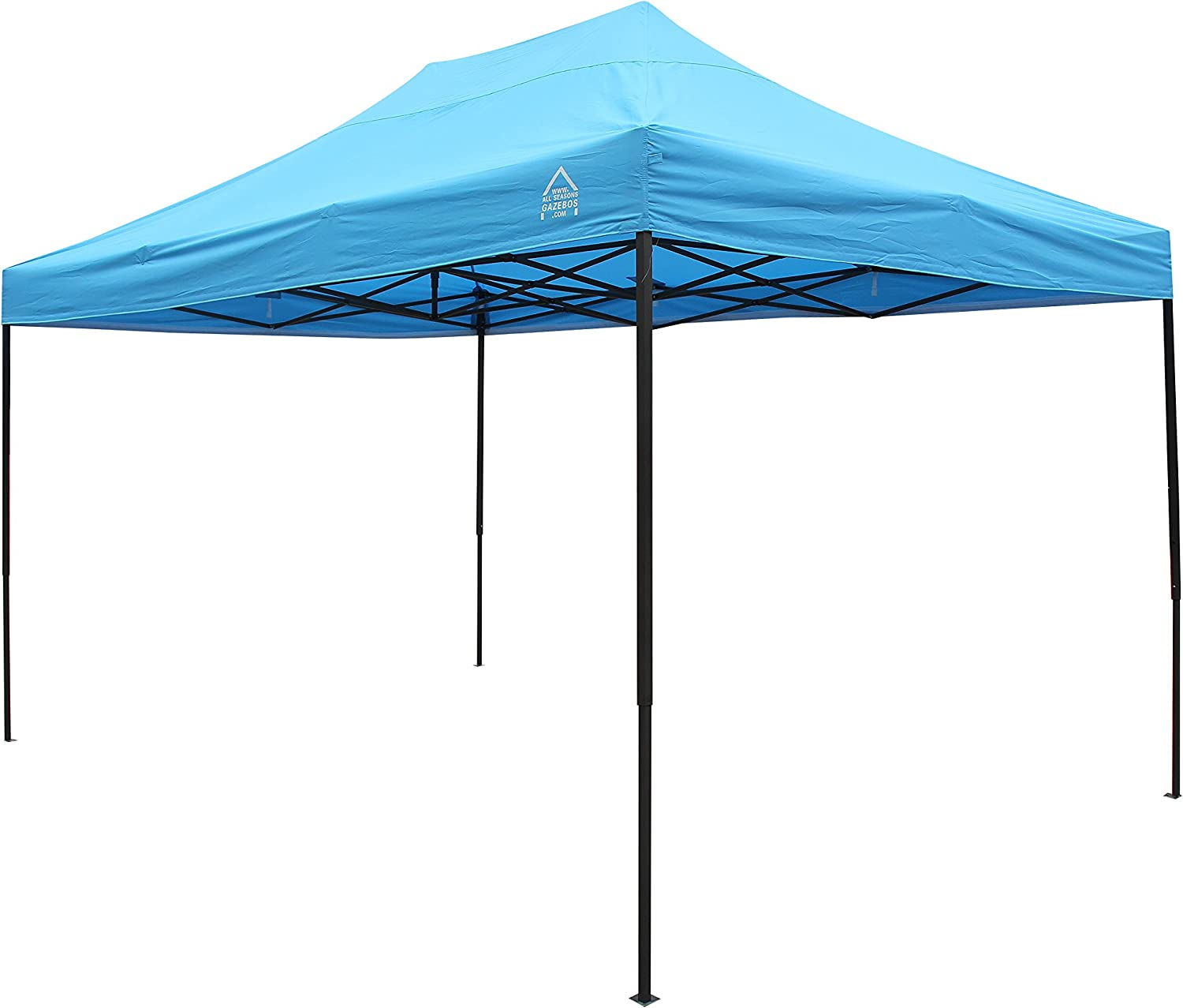 All Seasons Gazebos 3 x 4, 5 m Resistente, Totalmente Impermeable ...