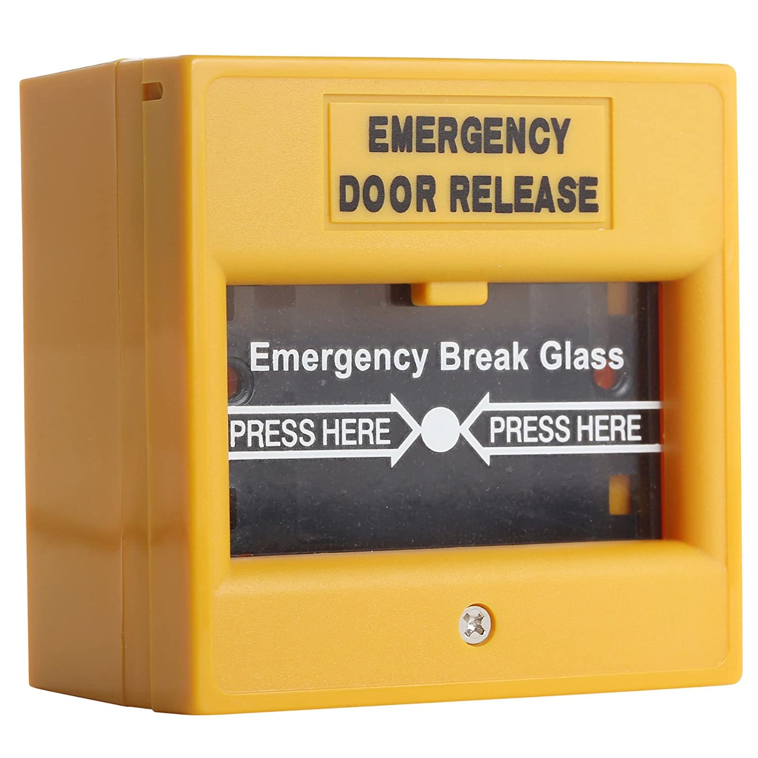 Amazon Uhppote Wired Fireproof Button Break Glass Fire