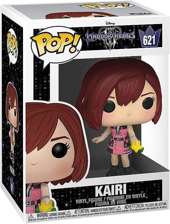 Kingdom Hearts 3 S2 kairi con Cappuccio Pop