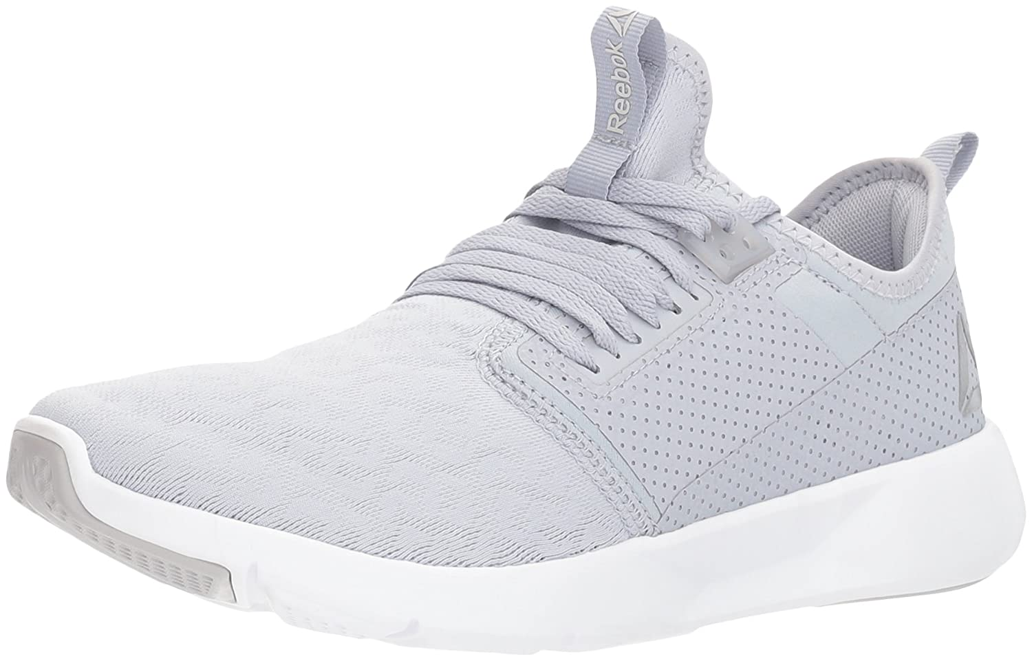 Reebok Women's Plus Lite 2.0 GF Sneaker B073XJTYJH 10.5 B(M) US|Gf - Cloud Grey/Porcelain/Silver Metallic/White