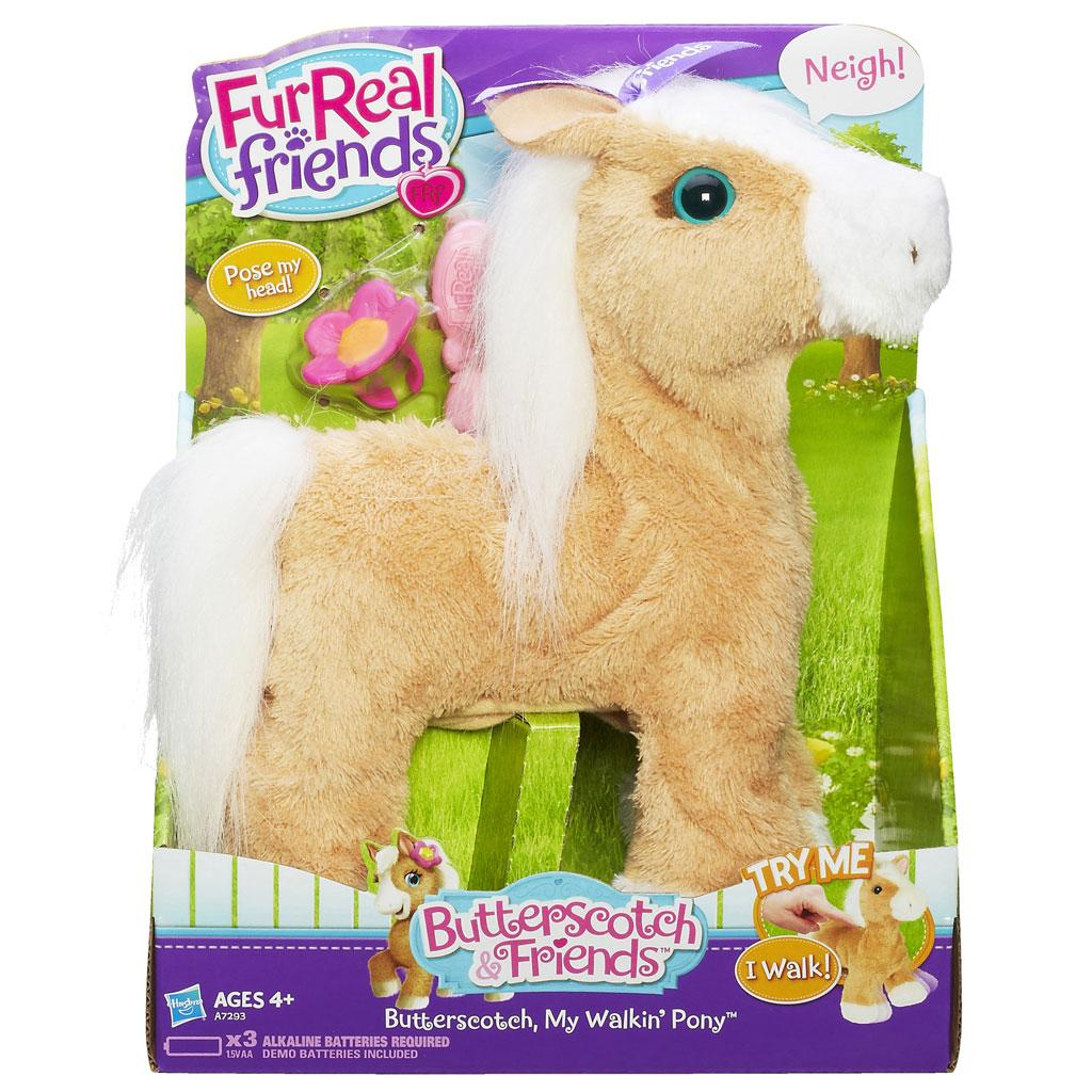 Top Furreal Friends Toys : Amazon furreal friends butterscotch my walkin pony