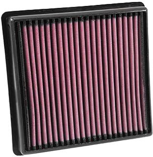 K/&N 33-2041-1 Hi-Flow Air Intake Washable Replacement Drop in Filter