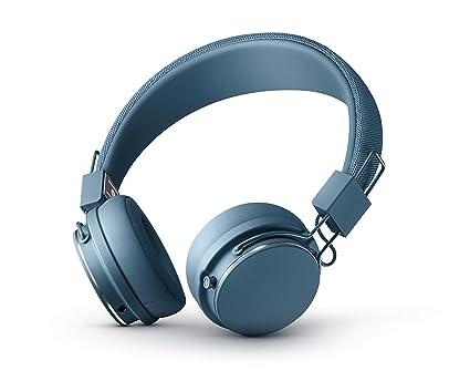 Urbanears Plattan 2 Bluetooth Indigo Supraaural Diadema Auricular - Auriculares (Supraaural, Diadema, Inalámbrico