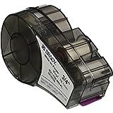 Brady M21-750-595-PL Cartridge, B595 Vinyl Indoor/Outdoor Material