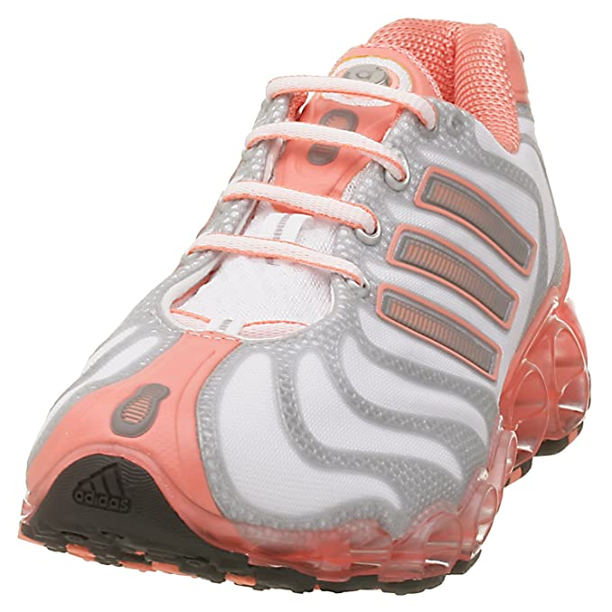 reputable site 97ef5 9d805 Adidas Women s a3 Gigaride Cushion Running Shoe, Blanco (White Pale Sienna),