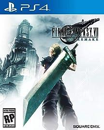 Final Fantasy Vii Remake Playstation 4 Amazon Com