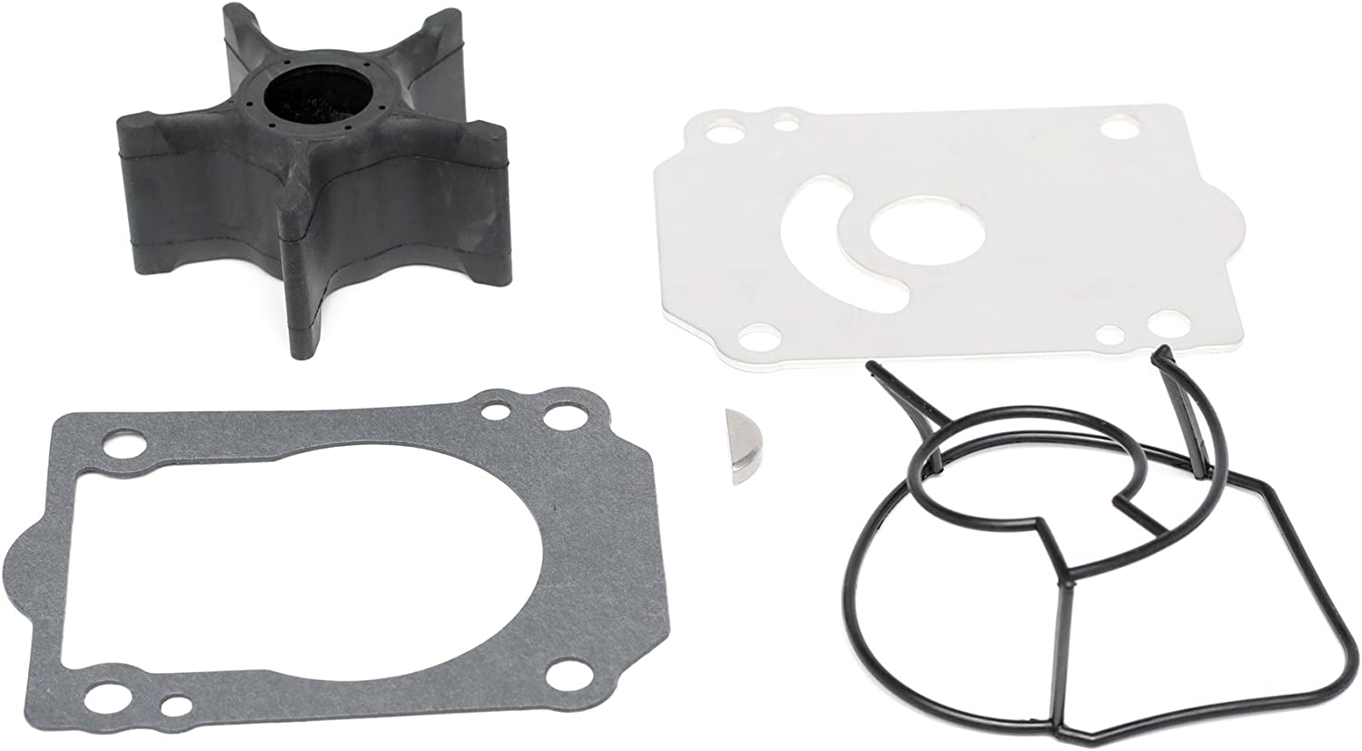 Full Power Plus Water Pump Impeller Kit Replacement For Suzuki DF200 DF225 DF250 17400-93J02