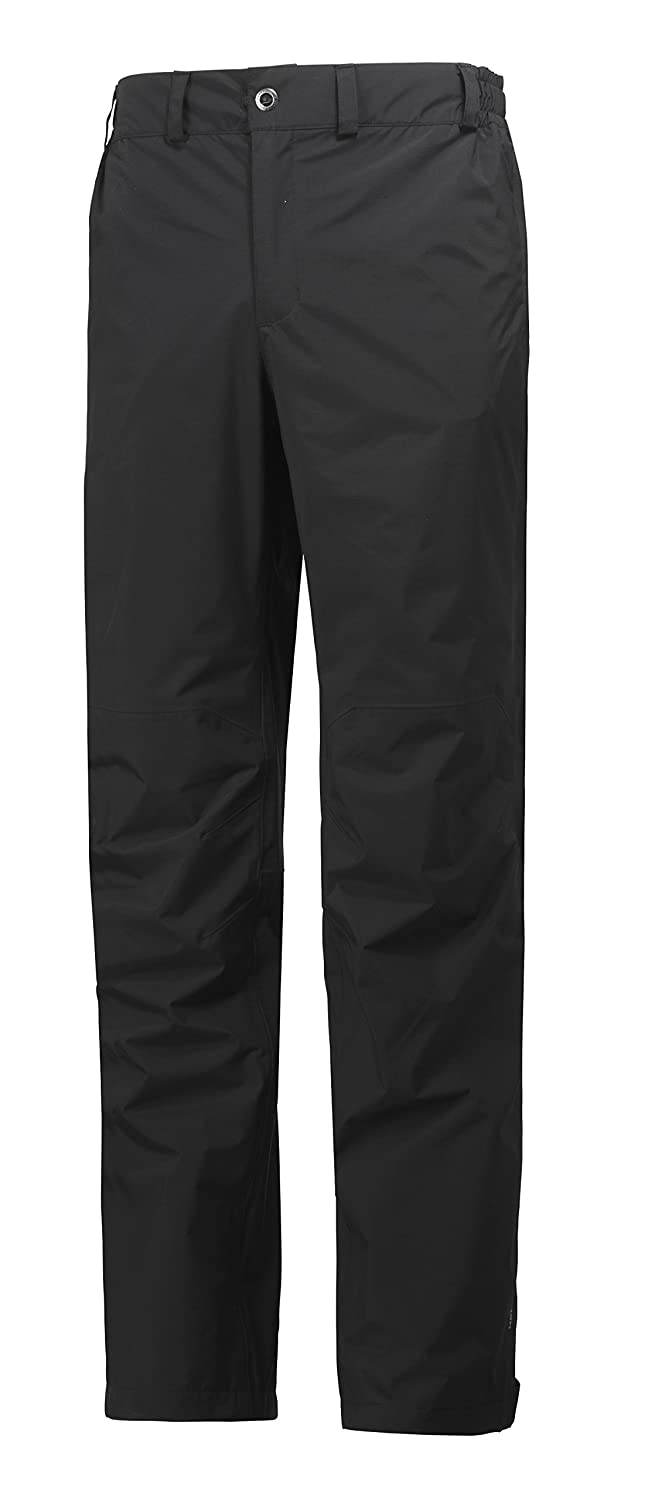 Helly Hansen Men's Packable Pant, Black, XX-Large 61965 61965_990-2XL