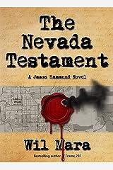 The Nevada Testament (Jason Hammond novels) Kindle Edition