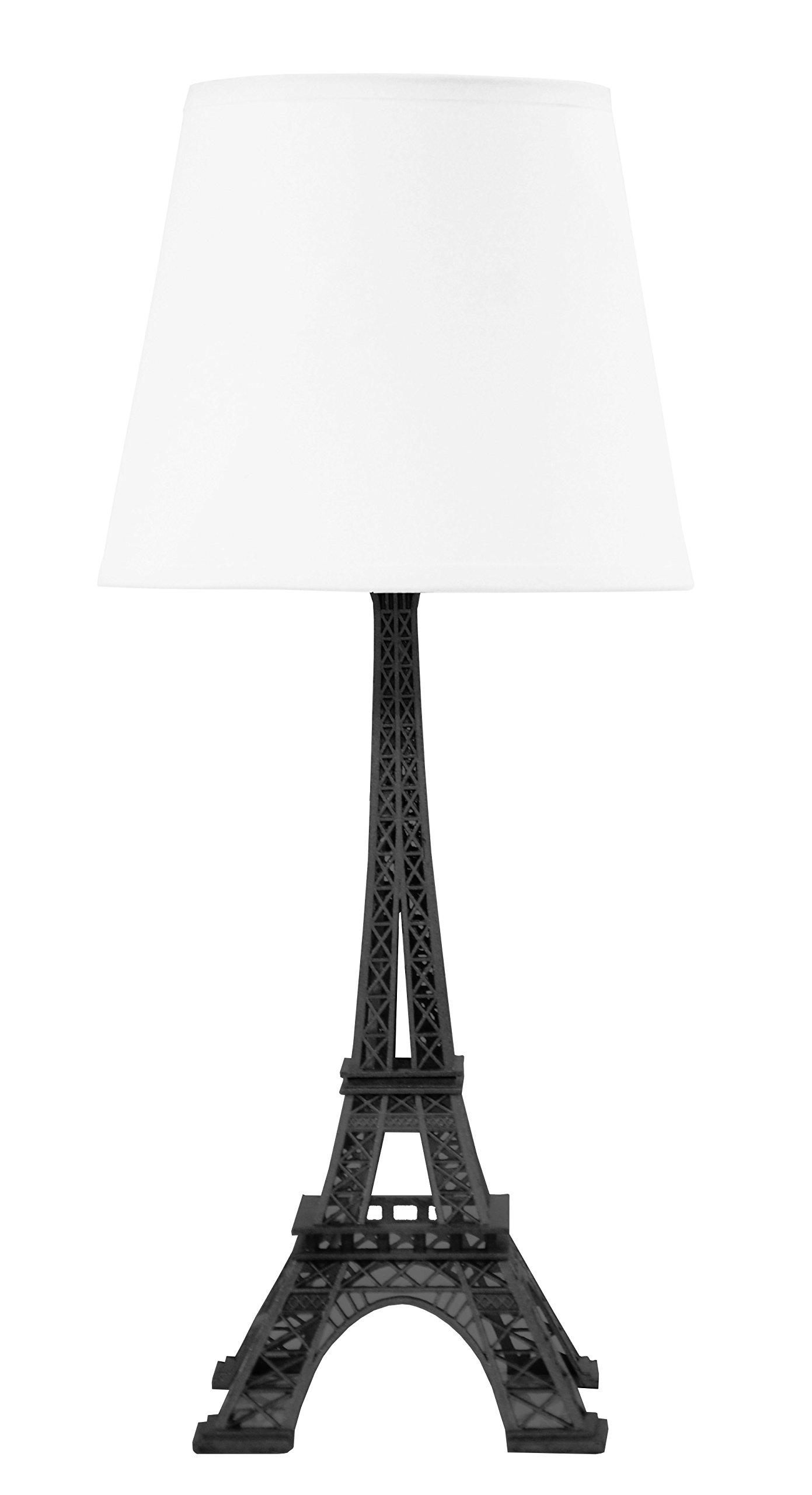 Urban Shop Eiffel Tower Table Lamp, 14''