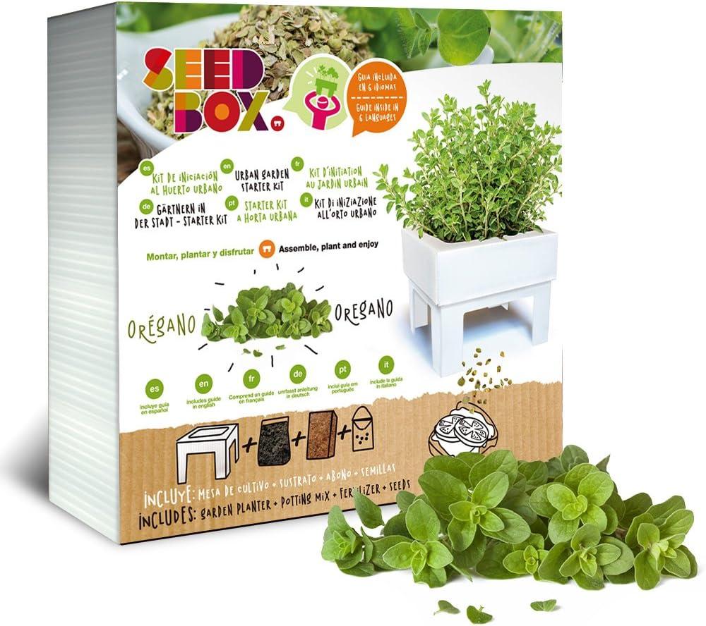 SeedBox SBCUOR-Oregano