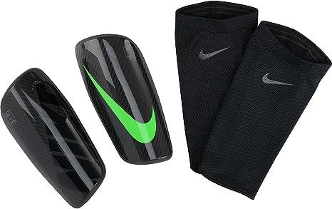 Aleta Vagabundo rociar  Nike Mercurial Blade - Espinilleras de fútbol, Color Negro, Talla S:  Amazon.es: Deportes y aire libre